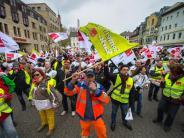 Tarifstreit: Durchbruch im öffentlichen Dienst - neue Streiks abgewendet