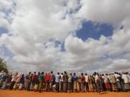 Flüchtlinge weltweit: Trauriger Rekord: Über 40 Millionen Binnenflüchtlinge im Jahr 2015