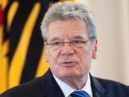 Meinung: Zu alt für eine zweite Amtszeit? Für Gauck gilt das nicht