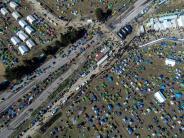 Flüchtlinge: Polizei beginnt mit der Räumung des Camps von Idomeni
