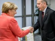 Türkei: Merkel kann Erdogan nicht umstimmen