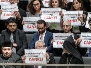 Bundestag: Armenien bedankt sich, die Türkei grollt