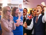 Großbritannien: Brexit: Und auf einmal ist Großbritannien ein anderes Land