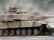 Deutsche Rüstungsexporte: Das Geschäft mit dem Tod brummt