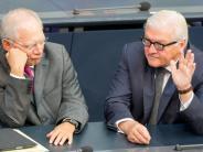 Kommentar: Schäuble gegen Steinmeier: Wer wird nächster Bundespräsident?