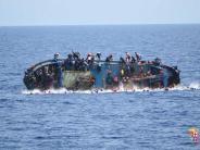 Flucht über Mittelmeer: Bereits über 3000 Flüchtlinge seit Jahresbeginn im Mittelmeer ertrunken