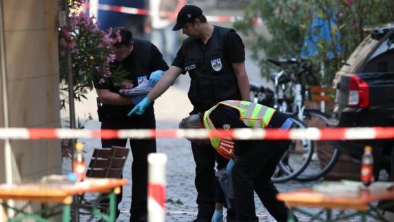 """Ansbach: IS beansprucht Tat für sich: Attentäter wollte im """"Namen Allahs"""" töten"""