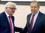 Kommentar: Steinmeier muss den Kontakt mit Russland pflegen