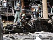 Terrorismus: Frau bei Autobombenanschlag im Süden Thailands getötet