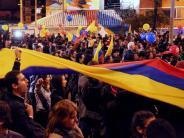 Konflikte: Kolumbiens Regierung und Farc-Rebellen schließen Frieden