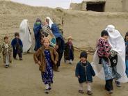 Menschenrechte: Eine Million Kinder in Afghanistan unterernährt