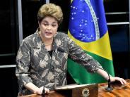 Regierung: Brasiliens Präsidentin: «Staatsstreich» gegen mich