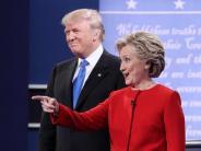 US-Wahl 2016: Die Wähler in den USA sind gespaltener denn je