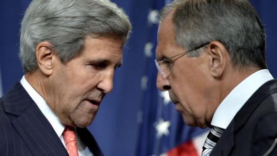 Syrien-Gespräche -