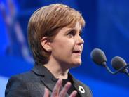 Schottland: Nicola Sturgeon: Die Stimme der Unabhängigkeit