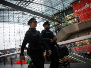 Sicherheit: Umfrage: Viele fühlen sich im öffentlichen Raum unsicher