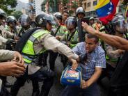 Protest gegen Präsident Maduro: Opposition ruft zur «Einnahme von Venezuela» auf