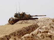 Kampf gegen IS und Kurden: Erdogan:Türkische Armee will bis Al-Rakka vorstoßen