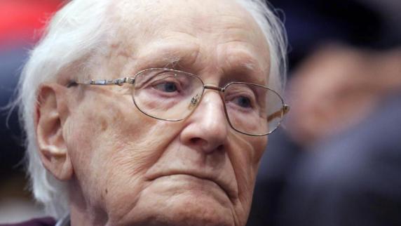 Auschwitz-Buchhalter Gröning hat Gnadengesuch eingereicht