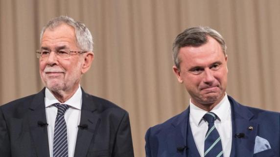 Kommentar: Österreicher wählen mit Van der Bellen Stabilität statt Wut