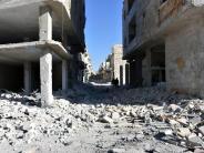 Syrien: Russland und China blockieren Waffenruhe in Aleppo