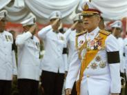 Porträt: Thailands neuer König: Maha Vajiralongkorn fällt durch Eskapaden auf