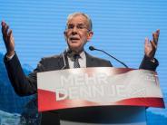 Porträt: Wie es Alexander Van der Bellen zum Bundespräsidenten schaffte