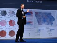 """Big Data: Datenschützer warnen vor """"Big Data"""" im Wahlkampf"""