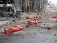 Leitartikel: Aleppo steht für die kalte Logik eines entfesselten Krieges
