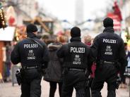 Debatte: Wie sicher ist Deutschland?