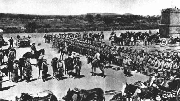 Herero und Nama verklagen Deutschland wegen Kolonialverbrechen