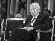 Ex-Staatschef: Portugiesischer Sozialist Mario Soares gestorben