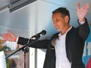 Rede in Dresden: Höcke löst mit Kritik an Holocaust-Gedenken Empörung aus
