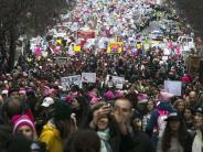 USA: Warum Millionen US-Amerikaner gegen Trump demonstrieren