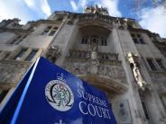 Erfolg für Gegner: Oberstes Gericht: Kein Brexit ohne Mitsprache des Parlaments