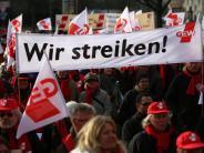 Reaktion auf Verhandlungsrunde: Gewerkschaften weiten Warnstreiks im öffentlichen Dienst aus