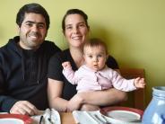 Königsbrunn: Der syrische Flüchtling und die Katholikin - eine besondere Liebe