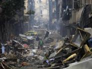 München: Sicherheitskonferenz sucht Ausweg für Syrien