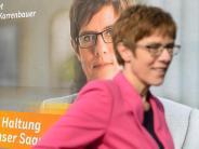 «Gesetz überfällig»: Kramp-Karrenbauer: Deutschland braucht Einwanderungsgesetz