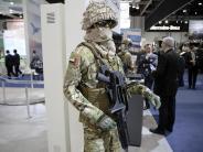 Deutschland auf Rang 5: Sipri-Friedensforscher: Rüstungsexporte steigen ständig