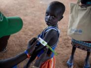 Unicef: Fast 1,4 Millionen Kindern droht der Hungertod