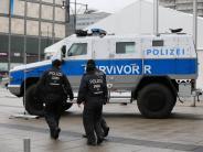 Terrorverdacht: Ermittler: Verhafteter Salafist plante Anschlag auf Polizei