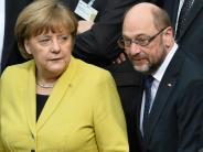 Kanzlerkandidat: Analyse: Wie Schulz die Union nervös macht