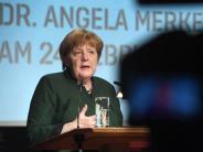 CDU in Mecklenburg-Vorpommern: Bundestagswahl: Nordost-CDU für Merkel als Spitzenkandidatin
