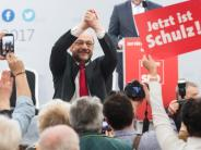 Martin Schulz: Im Schulz-Rausch: Was finden die Leute bloß an ihm?