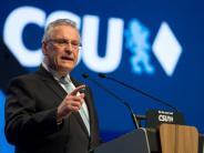 Joachim Herrmann: Bayerns Innenminister: Mindestens bis Jahresende noch  Grenzkontrollen