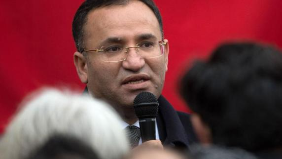 In Köln: Auch Auftritt von türkischem Wirtschaftsminister Zeybekci verboten