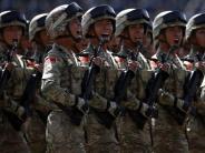 Rüstungsetat: China will Militärausgaben «um etwa sieben Prozent» steigern