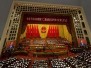 Volkskongress in Peking: China enthüllt Militäretat - Anstieg historisch niedrig