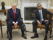 US-Präsident: Trump erteilt Genehmigung für umstrittene Öl-Pipeline Keystone XL